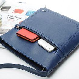 Wholesale Design Shoulder Pu - Wholesale-New Fashion Design Women Messenger Bags Females Bucket Bag Leather Crossbody Shoulder Bag Bolsas Femininas Sac A Main Bolsos