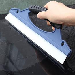 rodo grossista Desconto Atacado- 2016 New Glass Window Wiper Soap Cleaner Rodo Chuveiro Espelho Car Blade Brush Car Styling Acessórios frete grátis