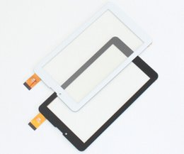 """Wholesale Mediacom Tablet - Wholesale- New For 7"""" Mediacom SmartPad S2 3G M-MP7S2B3G Tablet Touch Screen Panel digitizer glass Sensor Replacement Free Shipping"""