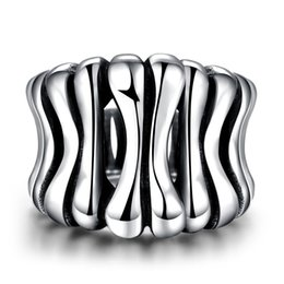 Wholesale Vintage Bone China - Christmas Gifts Men Ring Handcrafted Vintage Jewelry Bone Oil Drip Stainless Steel Ring Size 8 9 10 11 GMYR229