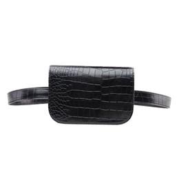 Vente en gros Vintage PU sac de taille en cuir femmes Alligator taille Pack  Voyage ceinture portefeuilles e44791244ce