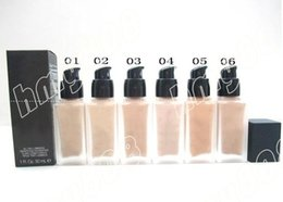 Wholesale Day White Whitening - DHL SHIP New Makeup All Day Luminous Weightless Foundation Liquid!30ml