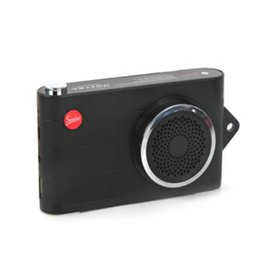 Wholesale Ray Mp3 - LESOI latest product camera bluetooth speaker size143*80*37mm format MP3 WMA WAV function Blu-ray player hands-free calls FM radion selfie
