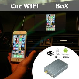 Wholesale Hifi Hdmi - Car Wifi Mirror Link Box for IOS10 for Android Mirrorlink Box Original Factory