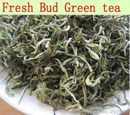 Wholesale Chinese Green Teas - supply Chinese Green tea Yunnan organic tea big leaves bud 100g free shipping