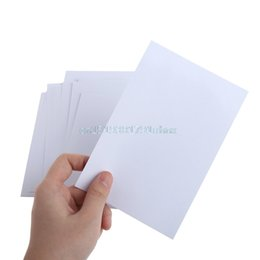 Wholesale High Quality Photo Printer - Wholesale- 20 Sheets High Quality Glossy 4R Photo Paper 200gsm for Inkjet Printers