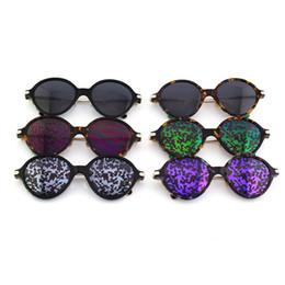 Wholesale Euro Style Women - 2017 US-EURO Luxury Brand Sunglasses Umbrage Poster Style Women Fashion Sunglasses Six Color Plank Frame Designer Sunglasses For Women