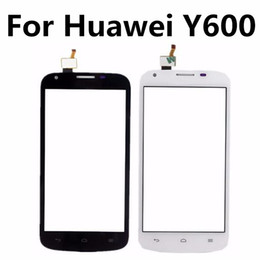 Wholesale Wholesale Glass Store Front - Best For Repair Store!Touch Screen Digitizer Front Touch Screen Panel Sensor Glass Lens For Huawei Y600 Y625 Y520 Y530 Y360