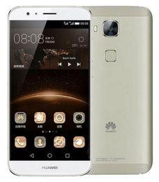 Wholesale Thin Bar Mobile - Original Huawei G7 Plus Octa Core Snapdragon MSM8939 2GB 16GB 13MP 5.5 inch ultra thin 7.65mm Mobile Phone