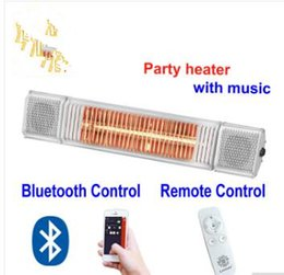 Wholesale Infrared Bathroom Heaters - 2018year hot sale,3000W Quartz Radiant Patio Infrared High Quality outdoor umbrella heaters waterproof IP65 (bar electric patio heaterGS ETL