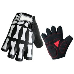 Wholesale Women Gel Cycling Gloves - Qepae 2017 Cycling Gloves Half Finger Spring Men Women GEL Bicycle bike Racing Sport Road Mountain MTB Bike Glove Breathable