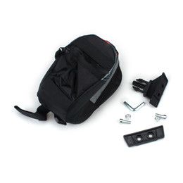 Wholesale Bike Bag Back - Cycling Bicycle Bike Cycling Saddle Back Seat Tail Bag Pouch for Outdoor Riding Travel