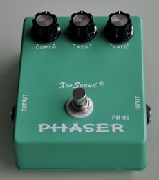Wholesale Pedals Vintage - Vintage Analog Phaser and True Bypass PH-96 XinSound Pro Guitar Effects Pedal