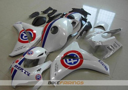 Wholesale White Repsol Fairings - 4gifts+Seat cowl+Tank cover New Fairing For HONDA CBR1000RR 08-11 CBR 1000RR 08 09 10 11 CBR1000 2008 2009 2010 2011 red white blue repsol