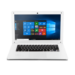 """Wholesale Intel Hdd - Ship from USA! 14.1"""" Notebook SpiritBook 1 Large Windows10 Quad Core 32GB 1366*768 HD 1.33GHz Laptop Computer 10000mAh WIFI Bluetooth HDMI"""