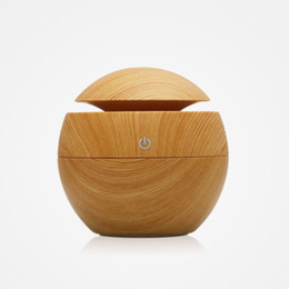 Wholesale Essential Oils Stress - Wholesales big quantity Essential Oil Diffuser Ultrasonic Aroma Humidifier Mini Portable Mist Maker With USB Connection