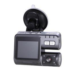 Wholesale Cars Crash Videos - 2016 Newest i1000 HD Car Camera Home Sexurity Systems 1080P Dash DVR Car Styling Video Camera Recorder Crash Camcor der car dvr