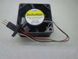 Wholesale Fanuc Cnc - CNC Spare SANYO 6025 24V 0.15A 9WF0624H4D03 3Wire A90L-0001-0508 Fanuc fan