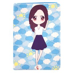 Wholesale Ipad Cover Cute Girls - Case for ipad Air Air2, cute girl soft silicone waterproof shell protective dust cover ipad 5 and 6 case cover