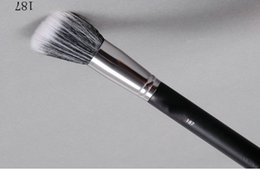 Wholesale 187 Brush - 10 pcs NEW Makeup COMETICS 187 PROFESSIONAL FOUNDATION BLUSH BRUSH