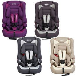 Wholesale Baby Portable Car Safety Seat Kids Car Seat Chairs for years old Children Toddlers Car Seat Cover Harness