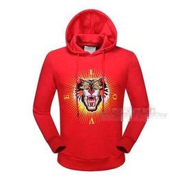 Wholesale Sweatshirt Pocket Pattern - New Women and Mens Hooded fleece jacket Slim sweater pullover Brand G Hoodies Sweatshirts tiger base shirt Students Coat Tops