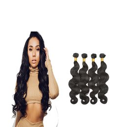 Wholesale European Wave Bulk Human Hair - weave bulk grade 7a Cheap brazilian virgin hair 3 or 4 bundles, brazilian virgin hair,cheap human hair weave bundles for sale