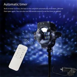 sternlicht unterhaltung Rabatt LED Laser Star Projektor Licht IP65 Wasserdichte Fernbedienung Outdoor Weihnachtsbeleuchtung Scheinwerfer Schnee Garten Landschaft Lampe Dekoration Licht