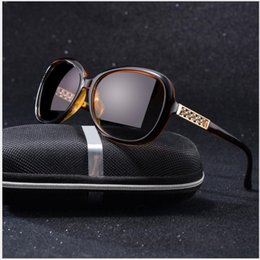 Wholesale Resins Manufacturers - The New Women's Polarizing Sunglasses are sold by the classic manufacturer of the classic, XY104 Sunglasses