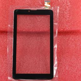 Wholesale Mtk6577 Tablet Pc - Wholesale-Original film + 7inch MTK6577 MTK6527 Tablet PC TP FM707101KD FM707101KC FM707101KE HS1275 LLT JX130829A touch screen panel