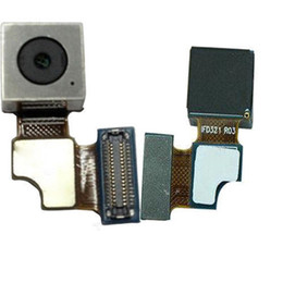 Wholesale Galaxy S3 Back Replacement - 5pcs lot hight quality Original Back Rear Camera Module Flex Cable for Samsung Galaxy S3 i9300 i9305 Replacement Repair Parts