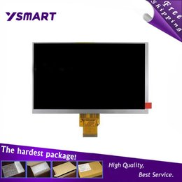 "Wholesale Display Size Inches - Wholesale-7"" Inch (1024*600) 30pin LCD screen,100% New display,size:163*97mm Tablet PC LCD screen for MF0701683003A"