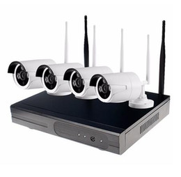 Wholesale Wireless Dvr Cctv Cameras - security camara system surveillance cam camaras de seguridad ip cctv cameras and wifi dvr nvr kit wireless cctv