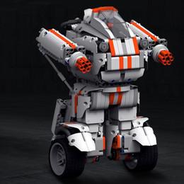 interrupteur à gradateur tactile à télécommande Promotion Robot de construction Robot de gros-Xiaomi Mitu Robot Télécommande mobile Bluetooth 978 Pièces de rechange Auto-balance Programmation du module de système