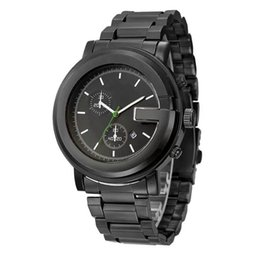 Wholesale Like Watches - Sell like hot cakes! High - grade steel movement watches genuine men 's fashion business casual sports waterproof steel quartz watches008