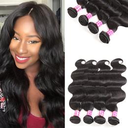 Wholesale Indian Bang Wholesale - B2B Wholesale Remy Human Hair Weave Bundles Malaysian Indian Peruvian Brazilian Body Wave Virgin Hair Weaves Popular Bangs for Black Women
