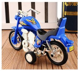Wholesale Toy Motorcycle Boy - Plastic Motorcycle Toy Model Hobby Toys Replace Kids Gift Boys & Girls Random (Size: 2)