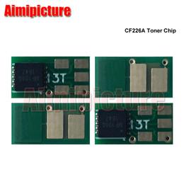 Wholesale Hp Reset Chips - Reset toner chip M402 M426 CF226A CF226 226A cartridge chip for HP M402dn M402n 402dw M426dw 426fdn 426fdw 402 426 226 toner chip