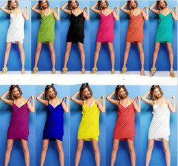Wholesale Sling Ice Silk Summer Dress - 20pcs Women Magic Bath Towel 140*70CM Homewear Sleepwear Women's Summer Beach Strap Dress Ice silk Sling Bathrobes Dress G093