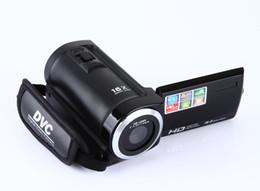 """verstecke kamerataschen Rabatt 2,7 """"TFT LCD 16MP CMOS Sensor Digitalkamera HD 720P Digital Videokamera 16x Digital Mini DV Camcorder DV DVR mit Stecker"""