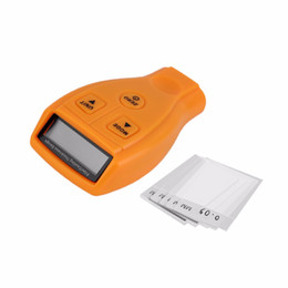 Wholesale Ultrasonic Coating - Digital Automotive Coating Ultrasonic Paint Iron Thickness Gauge Meter Tool