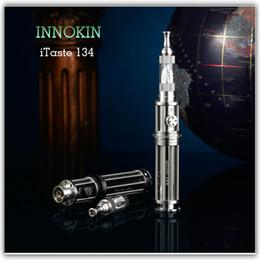 Wholesale Itaste 134 Vaporizer - Clearing 100% original Innokin itaste 134 fit iclear 30s atomizer vaporizer vs itaste mvp VTR rofvape itaste vv 3.0