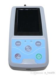 Wholesale Contec Patient Monitor - 2017 best Contec PM50 24 Hour Automatic Ambulatory NIBP, Blood Oxygen Saturation, Pulse Rate Medical Patient Monitor