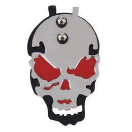 pedal power Coupons - Wholesale-Professional Skull Tattoo Power Supply Foot Switch Pedal Stainless Steel New