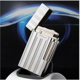 "Wholesale D Bang - 100% New ST MEMORIAL lighter Personality style LOGO D ""BANG"" gas lighter Free shipping"
