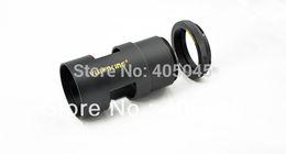 Visionking Spotting Kapsamları Için Yüksek Kalite Alüminyum Kamera Adaptörü M42 Yüzük Nikon DSLR Kamera Için M48 Tüp Adaptörü Ücretsiz gemi nereden
