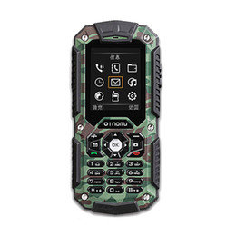 Wholesale Smart Phone Quad Band - LM128C Waterproof Shockproof Phone Quad Band Unlocked Cell Phone Support CDMA800 with 30W CMOS Camera Mobile Phone