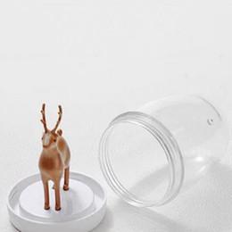 Wholesale Spice Box Set - 4Piece Set Hot Sale European Flavor Seasoning Jar Set 2016 New Kitchen Condiment Box Scrylic Spices Storage Box Seasoning Boxes