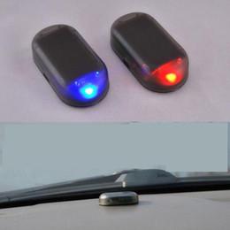 2016 Venta caliente 1 UNIDS Coche Luz de Led Sistema de Seguridad Robo de Advertencia Flash de Alarma de Coche LED Luz desde fabricantes