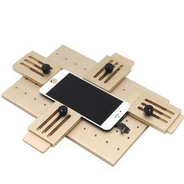 Wholesale Phone Mold - Cell Phone LCD Screen Mold Jig Holder Clamp tool for OCA Laminating universal moblie phone lcd screen mould Good quality